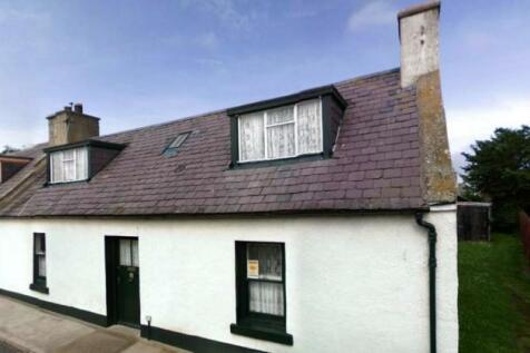 Front Street, Dornoch, Sutherland IV25. 3 bedroom cottage