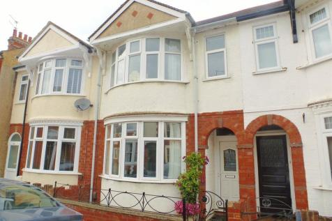 King Edward Road, Northampton, Northants NN1. 4 bedroom terraced house