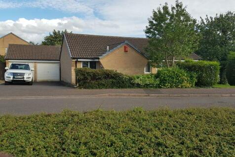 Allington Close, Taunton, Somerset TA1. 3 bedroom bungalow