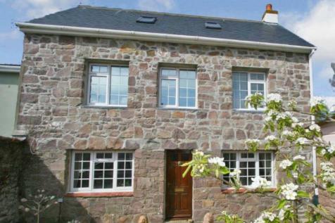 Alderney. 3 bedroom character property for sale