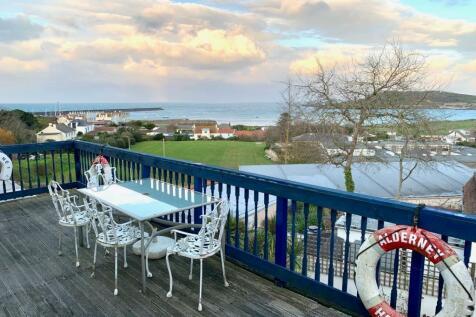 Route De Braye, Alderney, Guernsey. 3 bedroom apartment for sale
