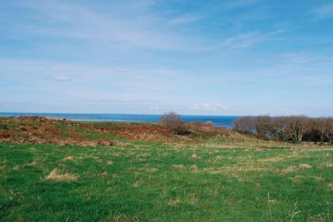 Le Petit Val, Alderney, Guernsey. Plot for sale