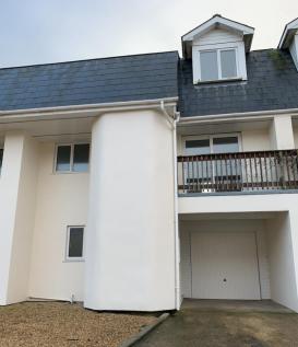 La Trigale, Alderney. 3 bedroom terraced house for sale