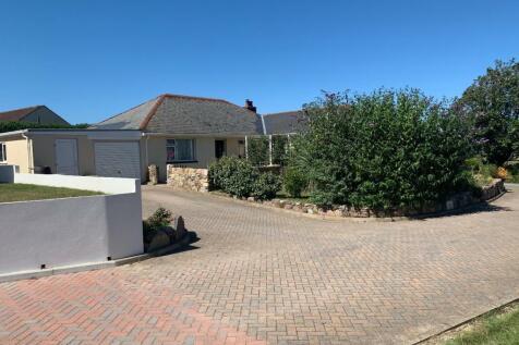 Valongis, Alderney, Guernsey. 4 bedroom detached bungalow for sale