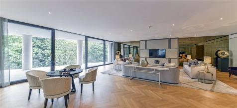 One Kensington Gardens, Kensington Road, London W8. 5 bedroom flat for sale