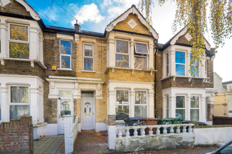 Woodbury Road, London. 5 bedroom terraced house for sale