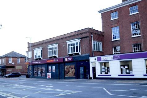 Barbourne Road, Worcester, WR1. 1 bedroom apartment