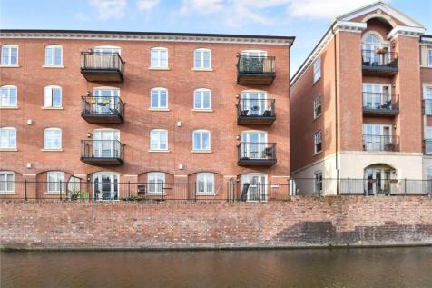 Rushton Court, Princes Drive, Diglis, Worcester, WR1. 2 bedroom apartment for sale