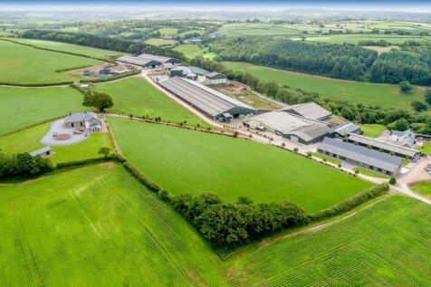 Llangynog, Carmarthen, Dyfed, SA33. Land for sale
