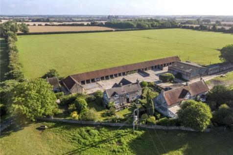 Long Newnton, Tetbury, Gloucestershire, GL8. Land for sale