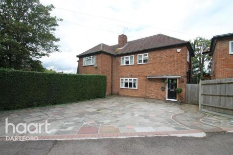 Homefield Rise. 3 bedroom semi-detached house