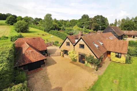 Summerford Farm, Beech Green Lane, Withyham, Hartfield. 5 bedroom detached house