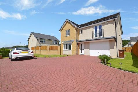 Papstone Place, Kilsyth. 4 bedroom detached house