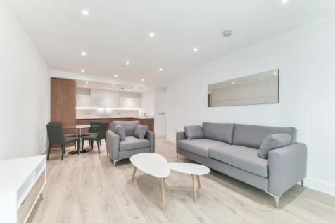 Perilla House, Goodman's Fields, Aldgate E1. 1 bedroom apartment