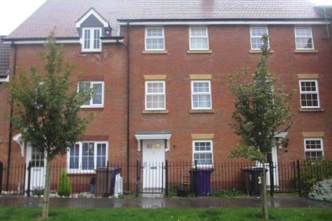 Merrick Close, Stevenage. 4 bedroom town house