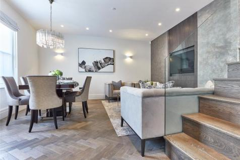 Palace Court, Notting Hill, London, W2. 4 bedroom terraced house