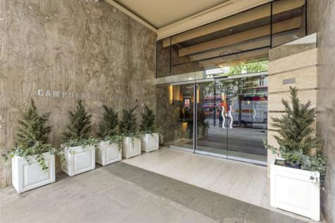 Campden Hill Towers, 112 Notting Hill Gate, London, W11. 2 bedroom flat