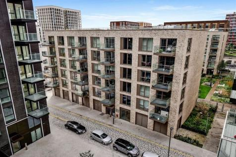 1 bedroom property in Royal Wharf. 1 bedroom property