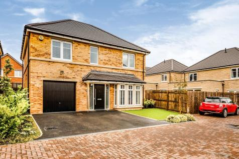 Potter Mews, Wakefield, West Yorkshire, England, WF1. 4 bedroom detached house for sale