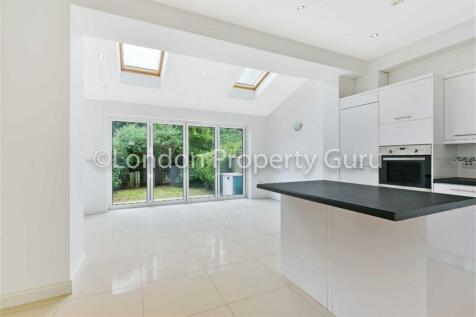 Avondale Road, Wimbledon, SW19. 4 bedroom terraced house