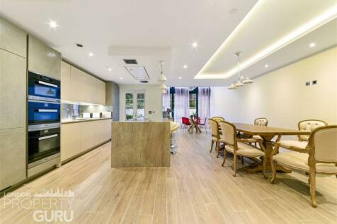 Marryat Place, Wimbledon Village. 5 bedroom semi-detached house for sale