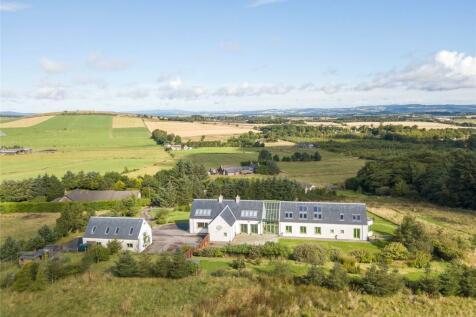 East Craigiecatt, Netherley, Stonehaven, Aberdeenshire, AB39. 5 bedroom detached house for sale