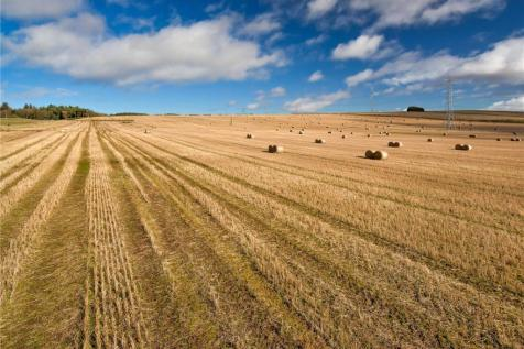 Land At Glenfarquhar, Auchenblae, Laurencekirk, Aberdeenshire, AB30. Land for sale