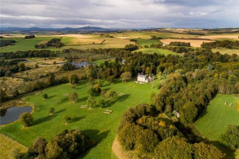 Straloch House Estate, Newmachar, Aberdeenshire, AB21. 15 bedroom house for sale