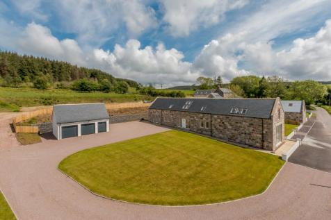 Eslie Steading, Banchory, Aberdeenshire, AB31. 5 bedroom detached house for sale
