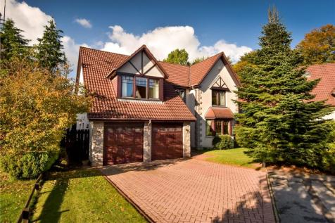 5 Macaulay Gardens, Aberdeen, AB15. 4 bedroom detached house for sale