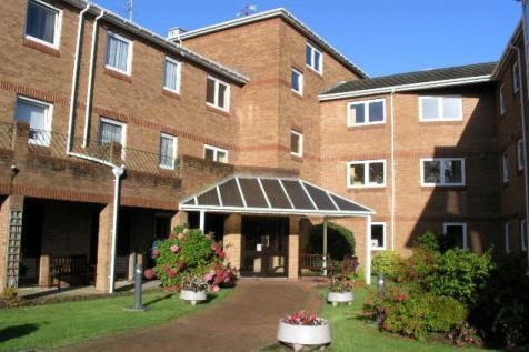 Milton House, Newton Abbot,. 1 bedroom retirement property