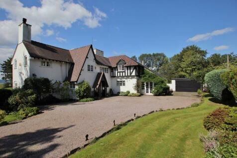 Cottage Drive West, Gayton, Wirral. 4 bedroom detached house for sale