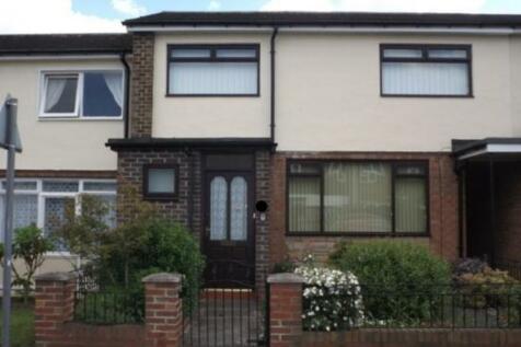 Coxwold Drive, Darlington, County Durham. 3 bedroom terraced house