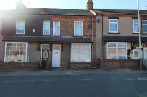 Park Lane, Darlington, County Durham. 4 bedroom terraced house