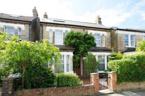 Sistova Road London SW12. 4 bedroom house