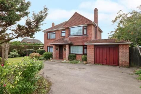 Brook Lane, Sarisbury Green. 4 bedroom detached house