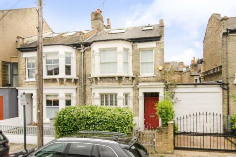 Thornfield Road, Shepherd's Bush, London, W12. 4 bedroom house