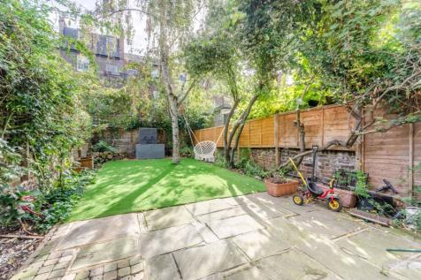 Minford Gardens, Brook Green, London, W14. 4 bedroom house for sale