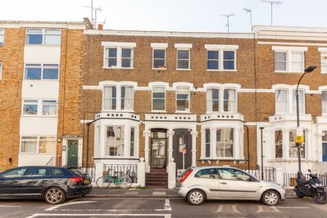 Milson Road, Brook Green, London, W14. Studio flat