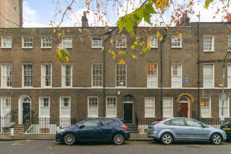 Addison Bridge Place, Olympia, London, W14. 4 bedroom terraced house