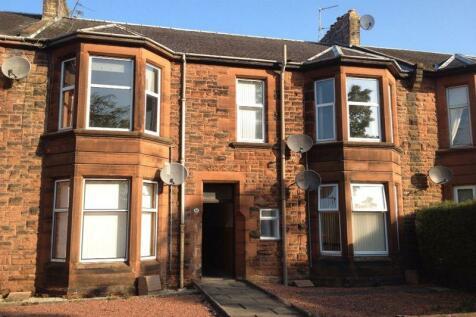 10 Fairyhill Road, Kilmarnock, KA1 1TA. 2 bedroom flat