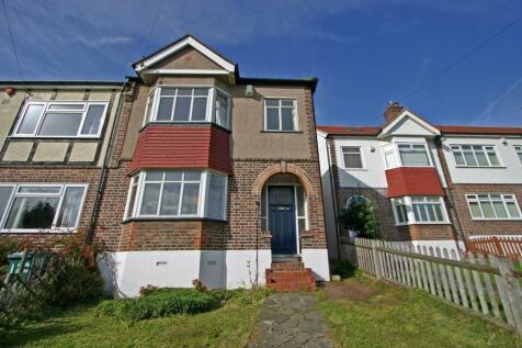 Ridgeway Drive, Bromley, BR1. 3 bedroom terraced house