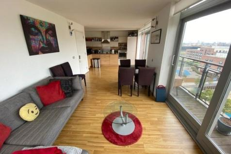 West Parkside,Greenwich,London. 3 bedroom apartment