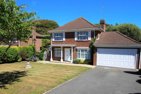 Lordslaine Close, Eastbourne, BN20 7UF. 4 bedroom detached house