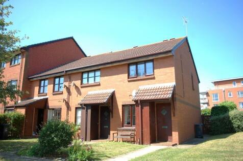 Waldren Close, Poole. 2 bedroom terraced house