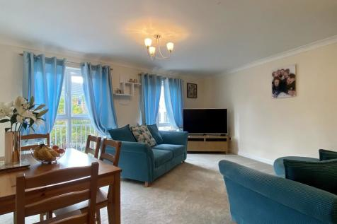 7, 3 Avenel Way, Poole. 2 bedroom apartment for sale