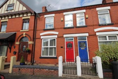 Warnford Street, Swinley, Wigan. 3 bedroom terraced house