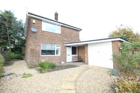 Eskdale Avenue, Swinley, Wigan.. 3 bedroom detached house for sale