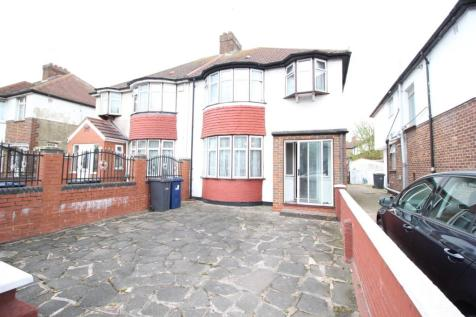 Lady Margaret Road, Southall. 3 bedroom semi-detached house for sale