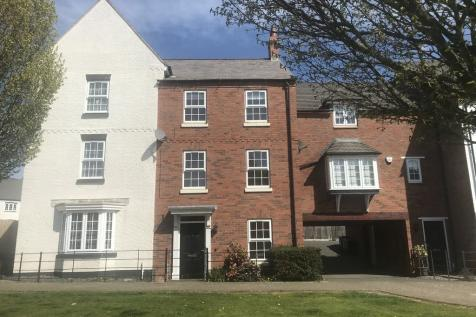 Willow Road, Barrow Upon Soar. 3 bedroom town house